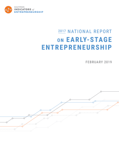 2017 National Report on Early-Stage Entrepreneurship | Kauffman Indicators