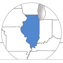 Illinois state icon