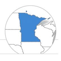 Minnesota state icon